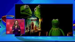 Jessica Chats With Kermit The Frog