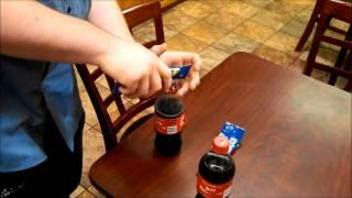Coca Cola And Peanuts!?