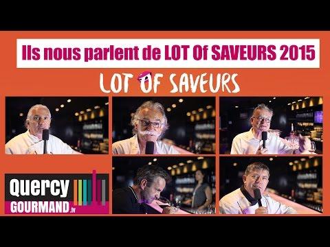 Ils nous parlent de «Lot Of Saveurs 2015″