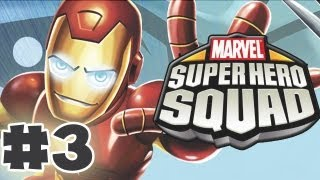 Marvel Super Hero Squad - The Infinity Gauntlet - Part 3 - Gameplay Walkthrough (HD)