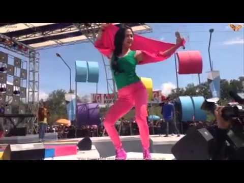 Ratu Gelek Dewi Persik On-Stage Di Bandung ANTV Part 4