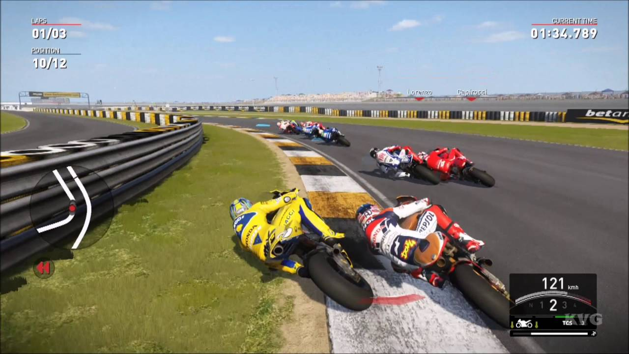 Valentino Rossi The Game - MotoGP 16 - Phakisa Freeway   South Africa Gameplay (HD) [1080p60FPS ...