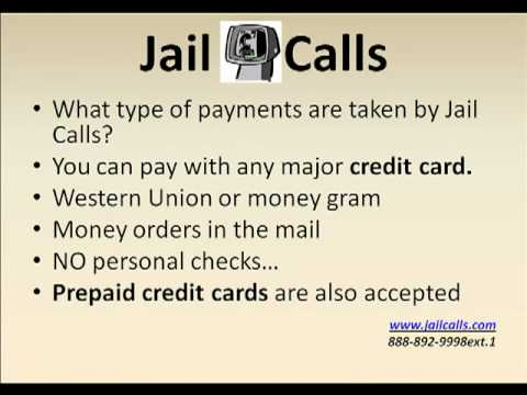Jail Calls- Collect Calls to your unbillable home phone or cell phone