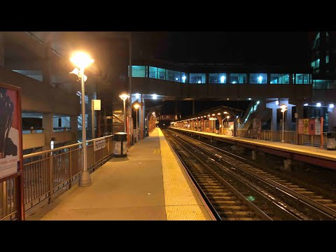 Inside look of the LIRR Huntington Station (60 FPS)