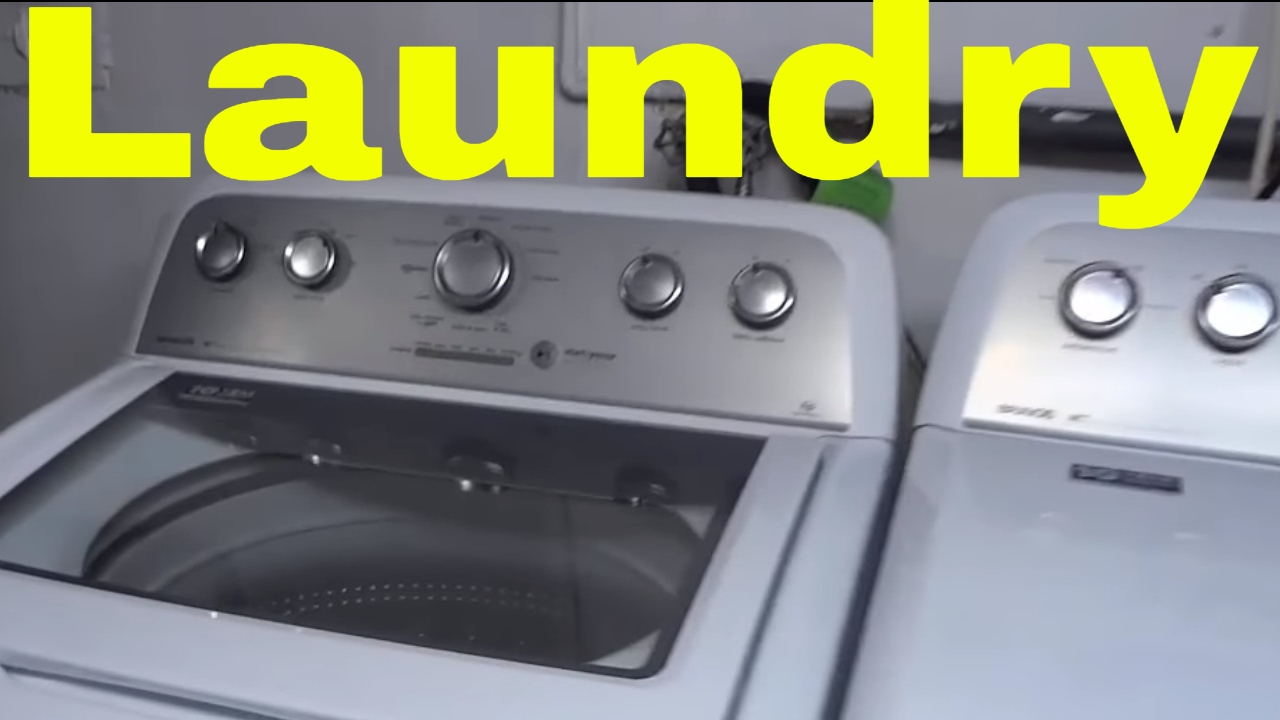 Wassen voor dummies