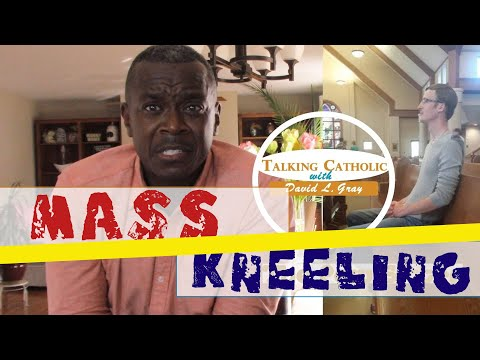 How To Kneel at Mass (The Four Postures)
