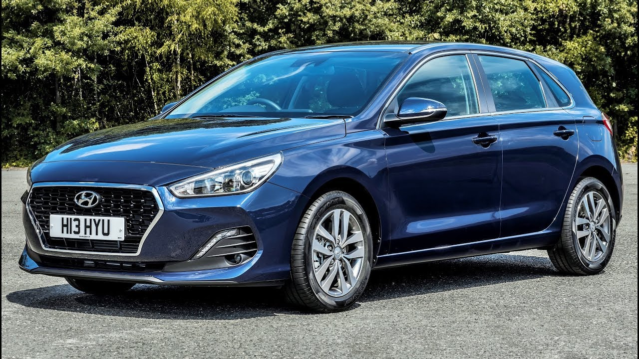 2019 hyundai i30 hatchback efficient and dynamic youtube
