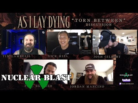 AS I LAY DYING - Twitch Fan Q&A Rebroadcast [May 18th, 2020] (OFFICIAL VIDEO)