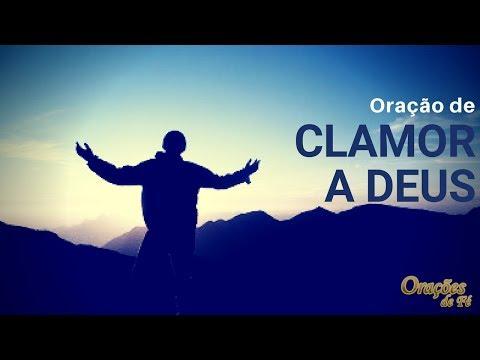 ORAÇÃO DE CLAMOR A DEUS