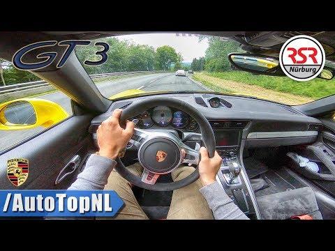 Porsche 911 (991.1) GT3 vs Cayman GTS vs BMW M2 POV Test Drive by AutoTopNL