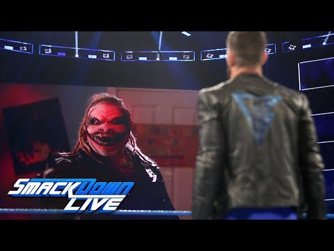 The Fiend Bray Wyatt accepts Finn Blors challenge: SmackDown LIVE, July 23, 2019