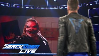 """The Fiend"" Bray Wyatt accepts Finn Bálor's challenge: SmackDown LIVE, July 23, 2019"