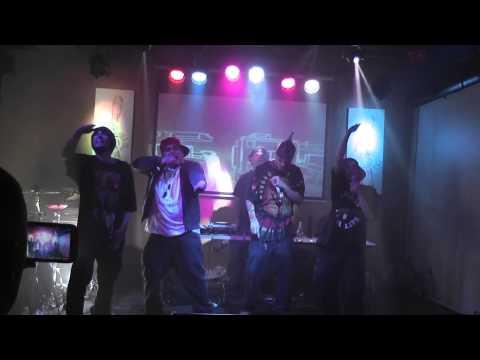 L.M.S. Lyrical Minded Souljaz - Mind Of A Soulja LIVE