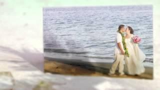 Свадебные фото на море