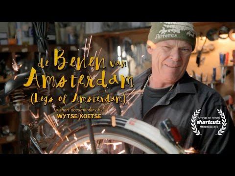 De Benen van Amsterdam / Legs of Amsterdam (short documentary)