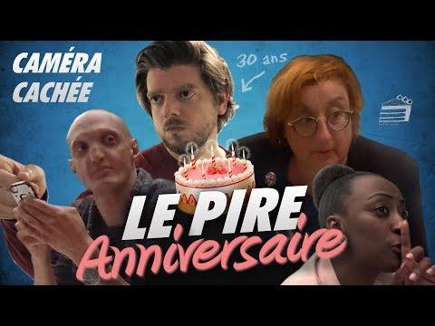 Caméra cachée : Le pire anniversaire (feat. Catherine Benguigui)