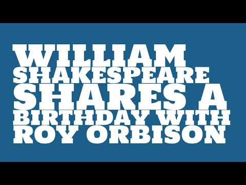 What was William Shakespeare's astrological sign?