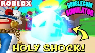 *HOLY SHOCK* THIS PET IS OP! GRAND PRIZE BUBBLE BLOWING PET IN BUBBLEGUM SIMULATOR (Roblox)
