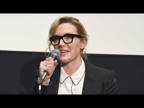 An Evening with Kate Winslet  NYFF55