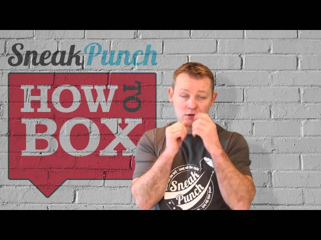 Boxing -  Parry Counter - How to Box