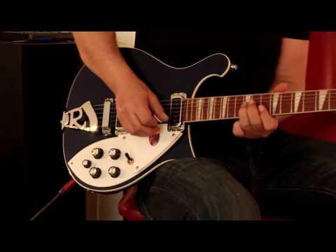 2012 Rickenbacker 620 Midnight blue