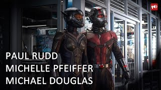 ANT-MAN AND THE WASP Trailer - German / Deutsch 2018