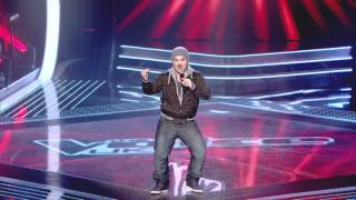 The Voice - Tom Jones shows the other coaches the reason why he's on the panel.
