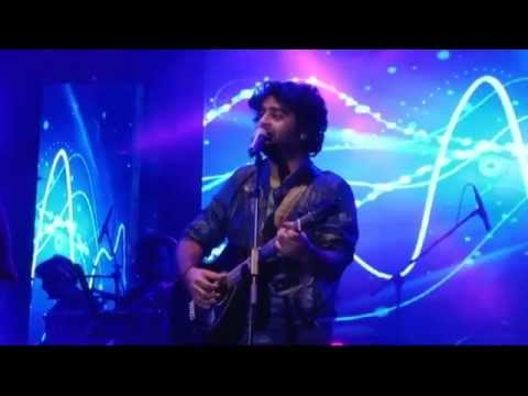 Arijit Singh at Uttaranchal Yuva Fest 2015 (by Uttaranchal University) - Full Video