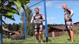 Кроссфит: Сила ног и мышцы пресса - занятие 2 - Лига Функционал от Александра Вороновича