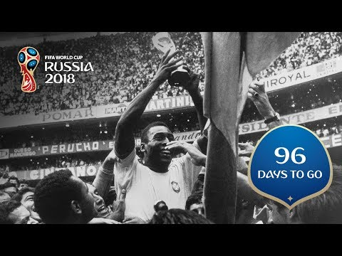 96 DAYS TO GO! Brazil's World Cup Dynasty