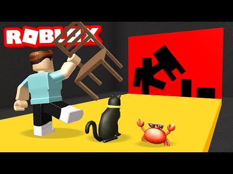 IMPOSSIBLE HOLE IN THE WALL CHALLENGE IN ROBLOX