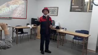 노인운동 어르신건강교육 초청특강(웃음치료사 강사 이상무…