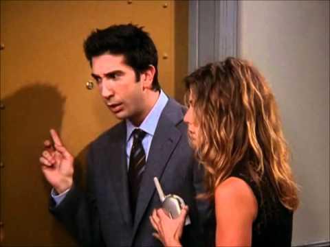 Friends - Bébé enfermé dans l'appartement (saison 9 épisode 5)