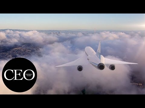 Future Travel: Dubai to London in 3.5 hours on Boom Supersonic jet