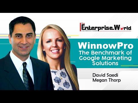 WinnowPro- The Benchmark of Google Marketing Solutions | Candid Talk with David & Megan
