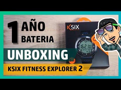 026bd5de440a UNBOXING⌚ KSIX reloj deportivo FITNESS EXPLORER 2⌚ - YouTube