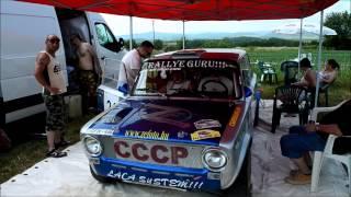 Rallye Guru Team. Oláh László & Fodor Ernő Dolná Strehová 1. 2013.06.22. Thumbnail
