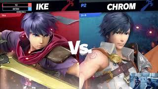417 #13 - Yez (Ike) vs. OS | Doctor B (Ike) Grand Finals
