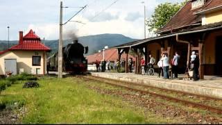Kolej na majówkę-przejazd pociągu retro z Nowego Sącza do Chabówki