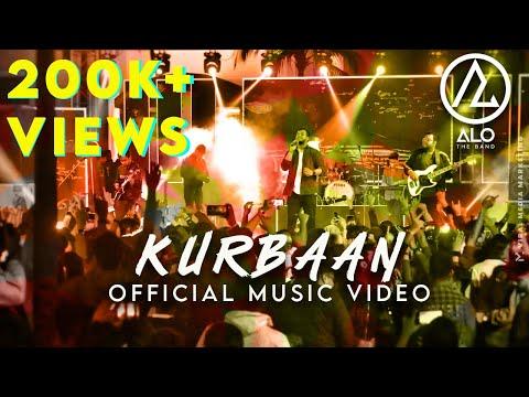 Kurbaan | Title Track | Saif Ali Khan | Vishal Dadlani | Ft. Alo The Band