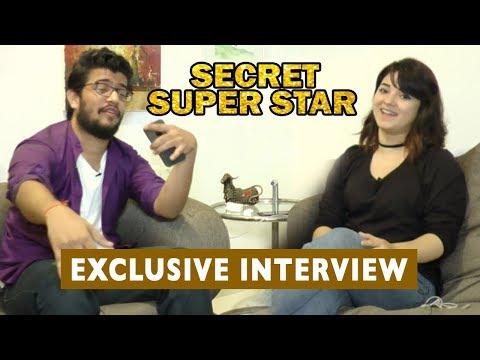 Exclusive Interview: Zaira Wasim Opens Up Like Never Before | Secret Superstar