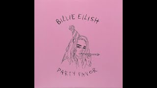 party favor (Clean Alternate Version) (Audio) - Billie Eilish