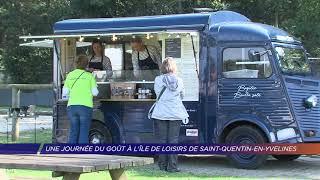 Yvelines | Une journée du goût à l'île de Loisirs de Trappes