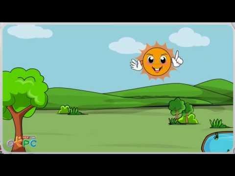 ดวงอาทิตย์ - สื่อการเรียนการสอน วิทยาศาสตร์ ป.1