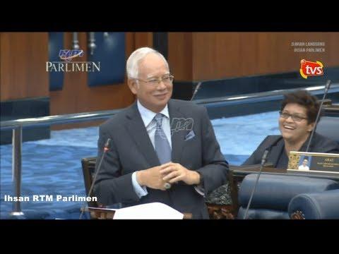 Najib: I troll Guan Eng every day