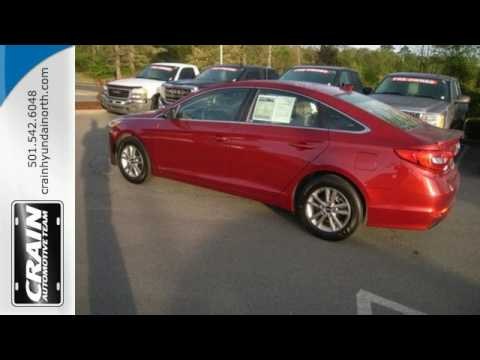 Used 2015 Hyundai Sonata North Little Rock AR Jacksonville, AR #7HN9153A    SOLD