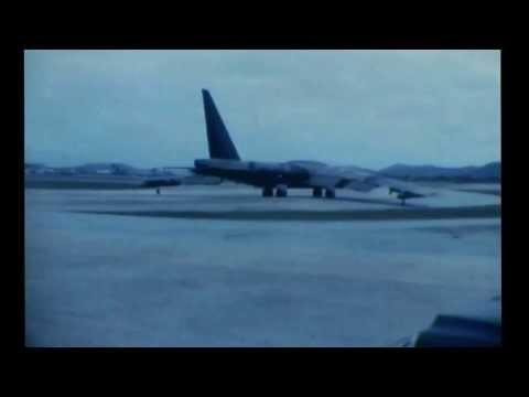 Last B 52s Leave Utapao   June 1975