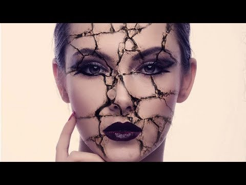 HOW TO CREATE CRACKED SKIN EFFECT IN PHOTOSHOP | PHOTOSHOP TUTORIAL