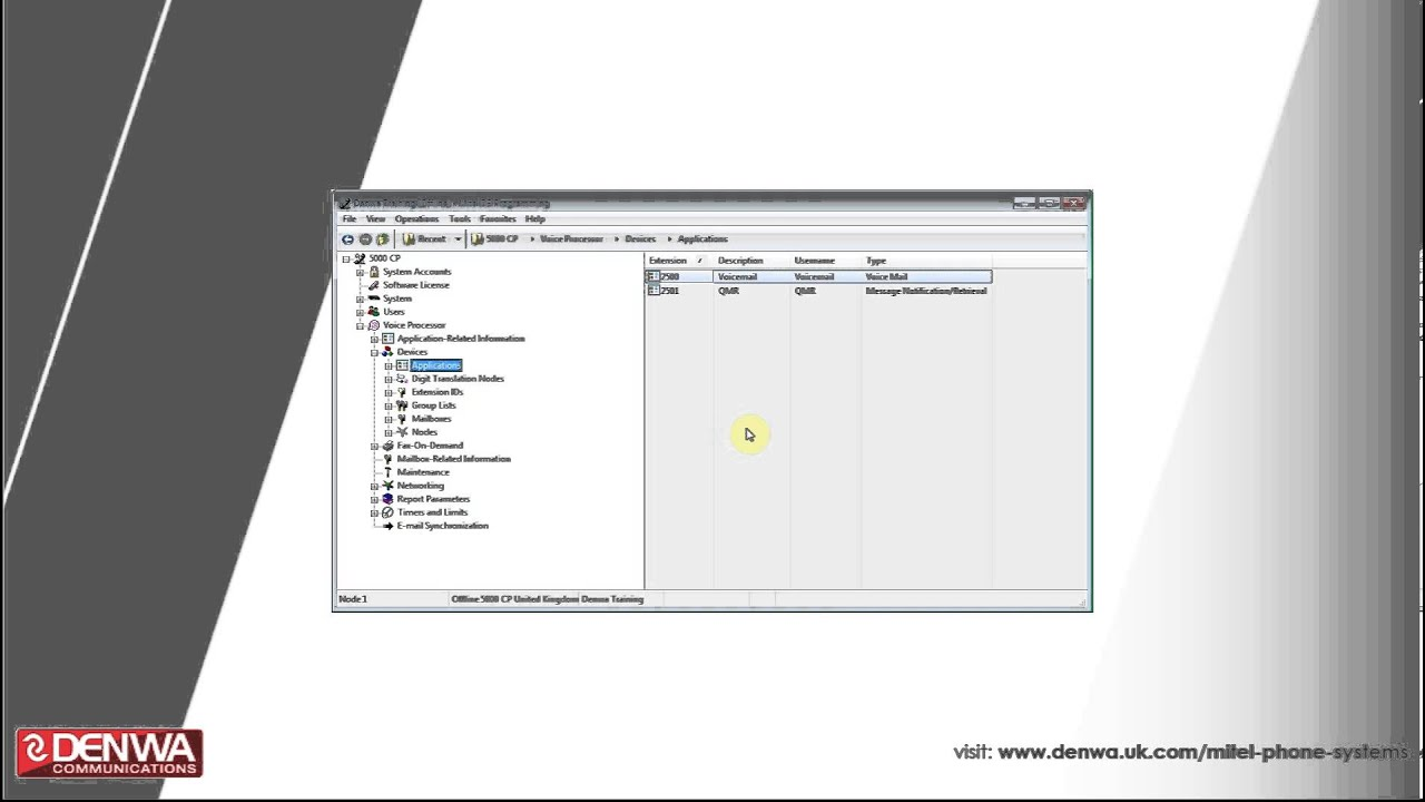 How to setup Call Recording on Mitel MiVoice Office (Mitel 5000)