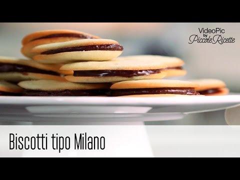 VideoPic - Biscotti tipo Milano